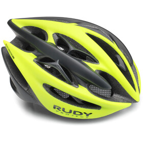 Rudy Project Sterling + Helmet Yellow Fluo - Black Matte
